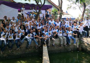 SILATURAHMI AKBAR DAN HALAL BIHALAL PAGUYUBAN ASEP DUNIA Cileunyi, Bandung – 22 Juli 2018