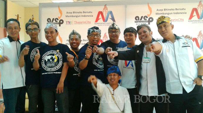 Meriahnya Konperensi Asep Sedunia 3 – di Jakarta